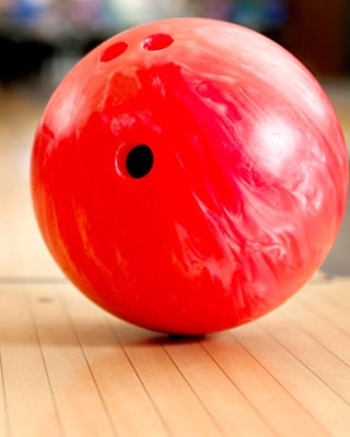 Holtzman Bowling Ball Scale