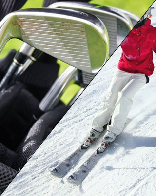 Golf Shaft Extractor and Snow Ski Damper