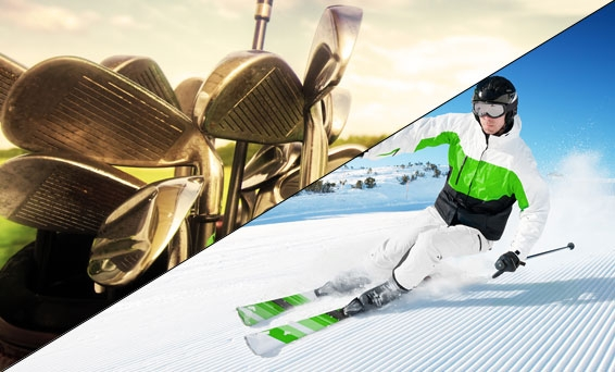Golf & Snow Ski Products